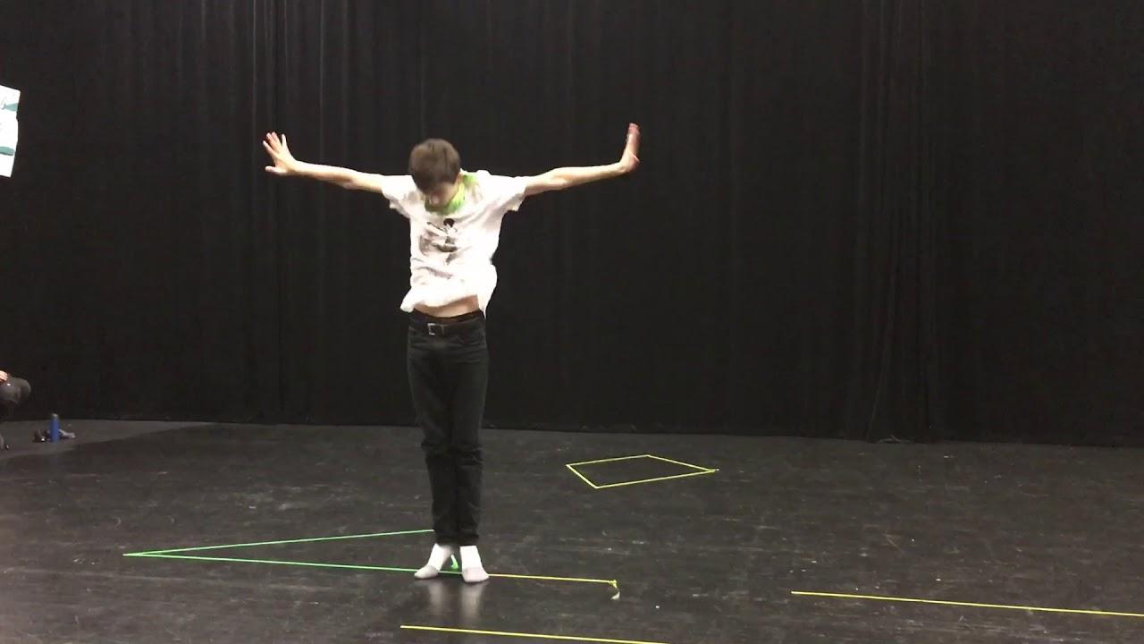 """Elevated"" by RKCB/Choreography by Alex McVicker and Nicole Pradas"