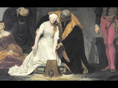 Catherine Howard Execution- The Beauty Queen