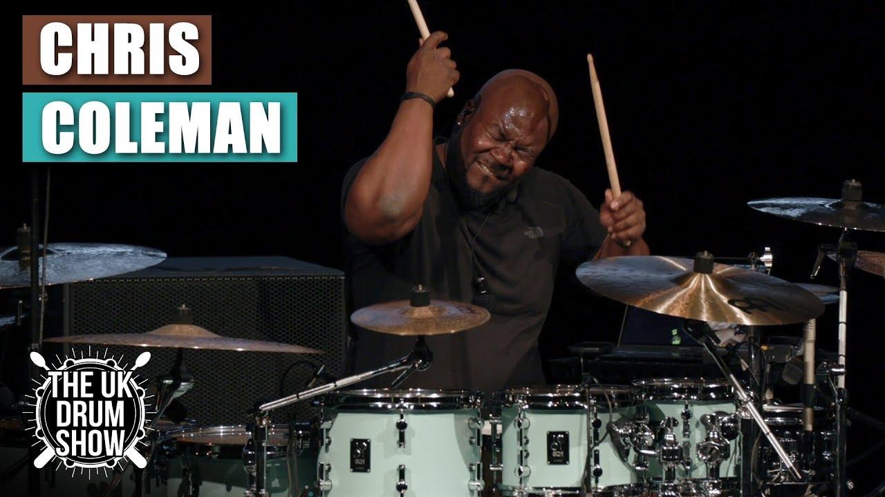 Download CHRIS COLEMAN | UK Drum Show 2019