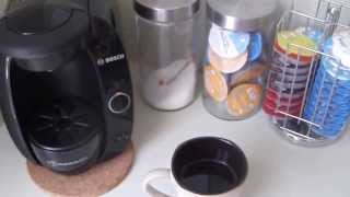 Tassimo by Bosch coffee maker review By Tasha Thumbnail
