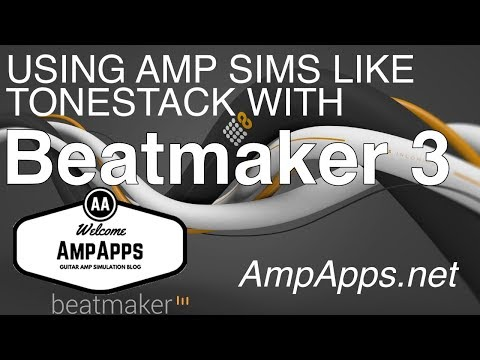 AmpApps| How to Use Amp Sims Like ToneStack With BeatMarker