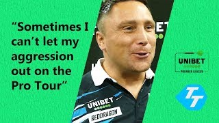 Gerwyn Price on showing AGGRESSION on the Premier League stage | PLUS 2020 plans for 'The Iceman'