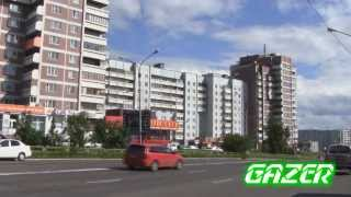 Усть - Илимск 2013.  Летний период
