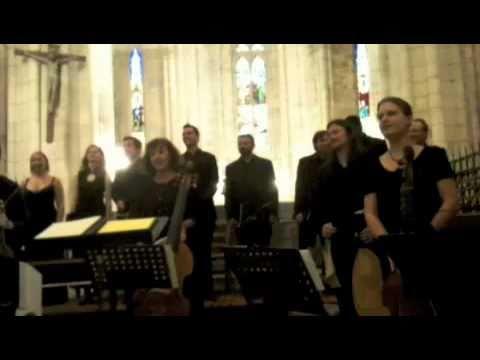 Les Chantres de Saint Hilaire fêtent leurs 10 ans à Uzeste