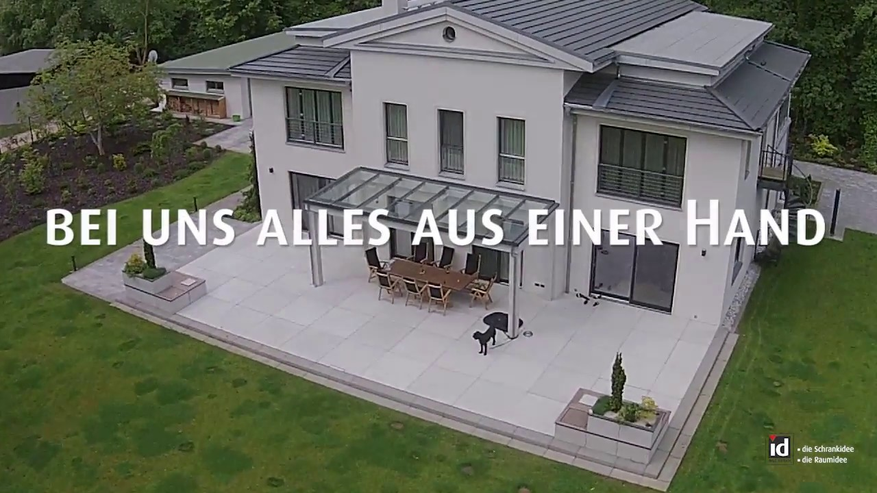 Innenarchitektur Projekt - Villa Brandenburg - YouTube