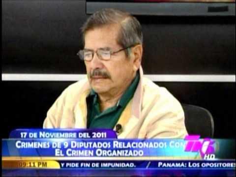 Alfredo Landaverde Frente a Frente [01/11/2011] [17/11/2011]