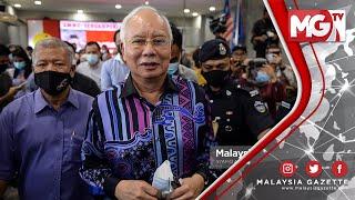 """TERKINI : Keputusan Muktamad Malam Ini """"UMNO Tak Boleh Berpecah"""" - Najib Razak"""