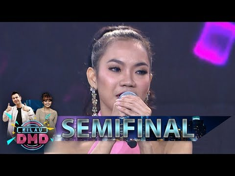 Erika Menyanyikan [7 SUMUR] Dengan Penuh Penghayatan - Semifinal Kilau DMD (22/2)