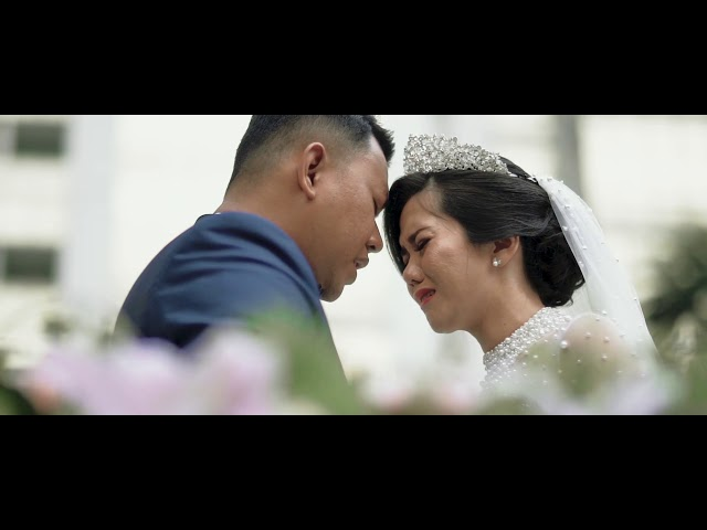 OUTDOOR WEDDING JAKARTA I VIDEO WEDDING OF JEJU (Jefri Kusuma & Julivisian Chang)
