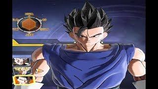 🔥¡¡VEGEHAN (FUSIÓN DE GOHAN Y VEGETTA) VS JIREN Y GOKU ULTRA INSTIC!!🔥 Dragon Ball Xenoverse 2