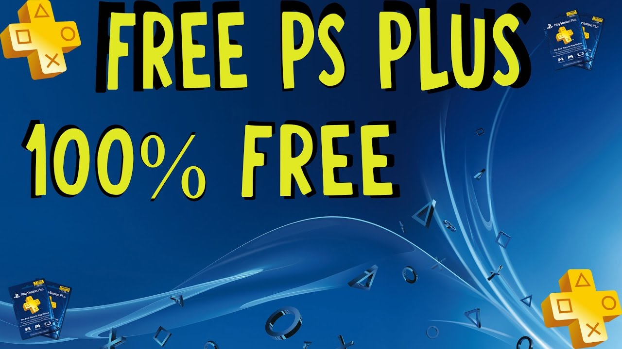old free playstation plus codes giveaway how to get free ps plus 2016 psn codes new years. Black Bedroom Furniture Sets. Home Design Ideas