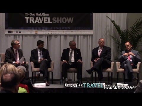 NY Times Travel Show - Keynote Panel - 1/27/17 - COMPLETE