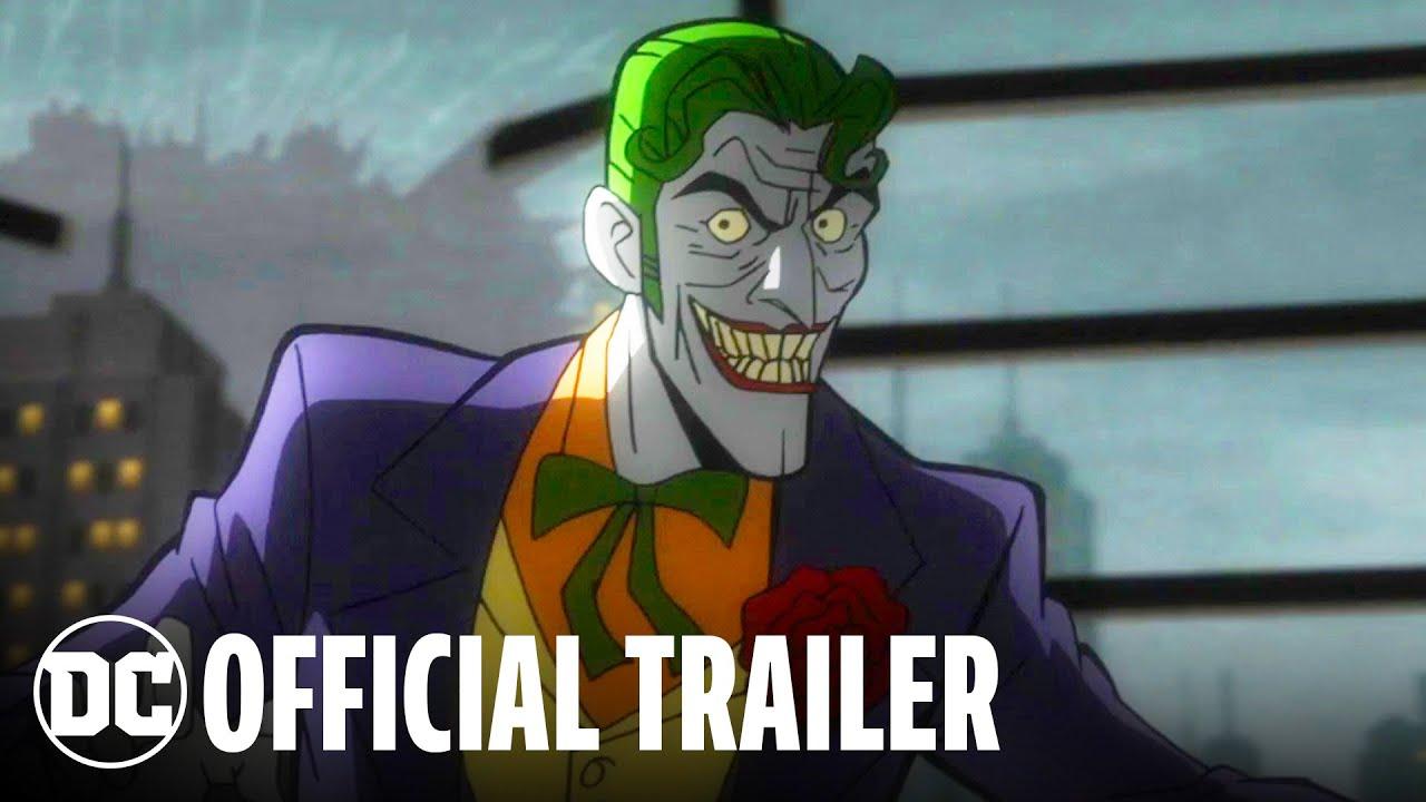 DVD Review  Batman: The Long Halloween - Part Two