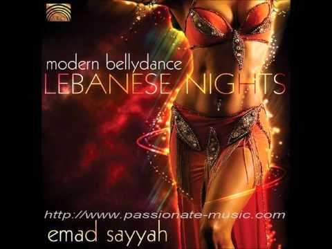 Emad Sayyah - Lebanese Nights: Shi Jnoun