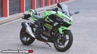 TESTRIDE MOTOR PIONEER 250 CC DI INDONESIA