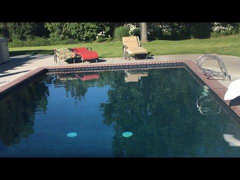 skim a round pool skimmer review youtube. Black Bedroom Furniture Sets. Home Design Ideas