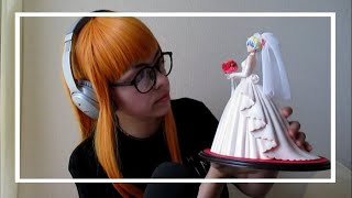 Futaba shows You her figure collection ! Persona 5 ASMR Roleplay (whispered chat, tapping)