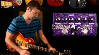 Zvex Double Rock J Mascis Signature Boost / Distortion Pedal