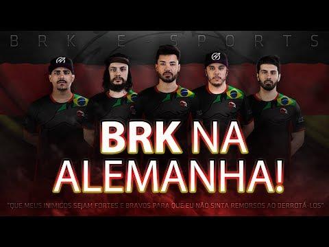 Momentos Finais BRK -Vaga para o mundial - Cologne