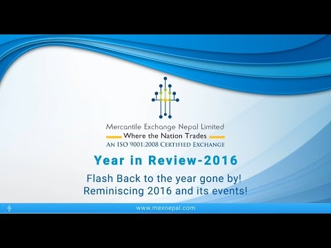 MEX Nepal-Year In Review-2016