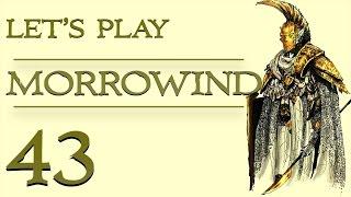 Let's Play Morrowind - Episode 43 - Shrine of Ihinipalit