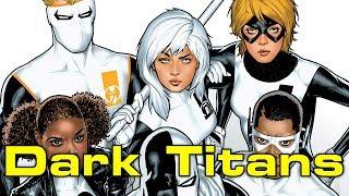 Dark Titans | Deathstroke #21
