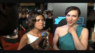 Liz Hendrickson Eden Riegel and Greg Rikaart Interview.wmv