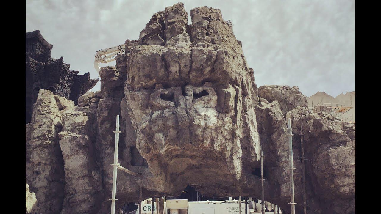 Universal Park King Kong Skull Island