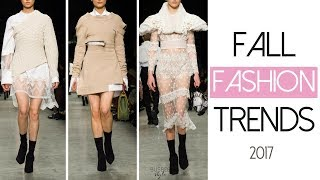 10 Most Wearable Fall Fashion Trends 2017 | Fashion Over 40