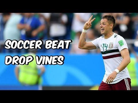 Soccer Beat Drop Vines #102