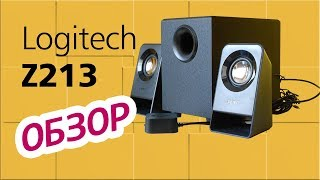 видео Обзор Logitech Z623 Акустика 2.1.