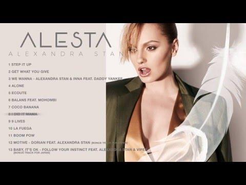 Alexandra Stan-Album [ALESTA] Japan 2016