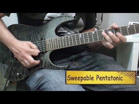 Pentatonic Sweeps