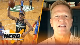 Bucher on whether Giannis should stay with the Bucks & can he be the face of the NBA | THE HERD