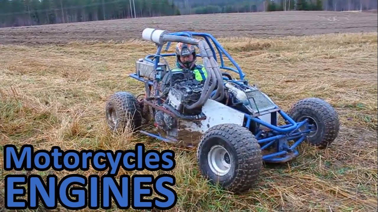Kart Cross Buggy Build Kart Cross Buggy