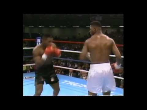 Mike Tyson vs Tyrell Biggs Highlights