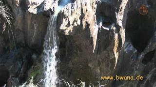 Namibia erleben / Teil 8  -  Die Epupafälle am Kunene River