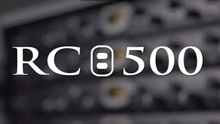 PreSonus RC 500 Channel Strip Overview