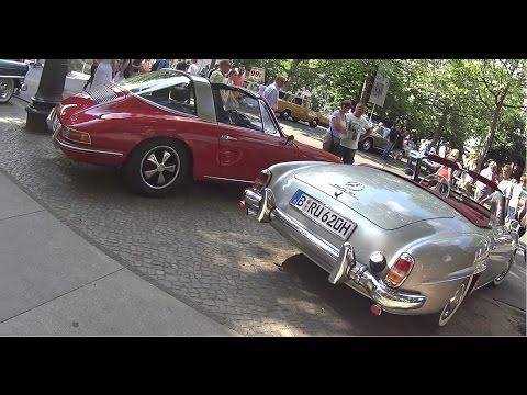 Classic Days Berlin, Classic Cars Show June 2016