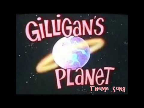 Gilligan's Planet Soundtrack From The Original TV Series