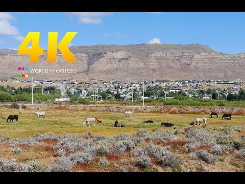 """#067 """"El Calafate, Argentina"""" in 4K (エル・カラファテ/アルゼンチン)世界一周27カ国目"""