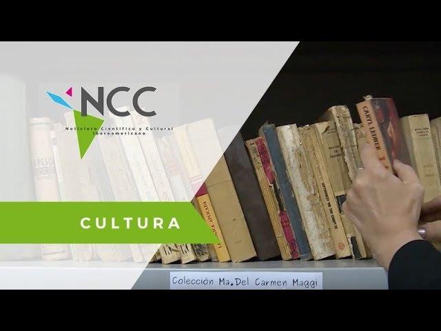 Biblioteca personal alimenta la memoria colectiva