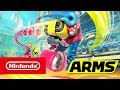 ARMS – Accolades Trailer (Nintendo Switch)