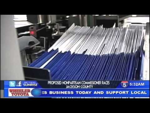 Jackson County Considers Nonpartisan Commissioners - Sep 25th, 2013