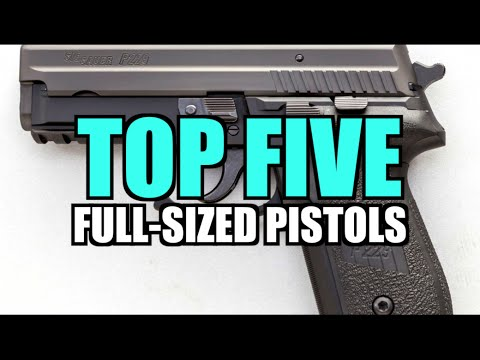 TOP FIVE Full-Sized Carry Guns
