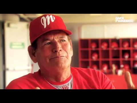 Leyendas del Deporte Mexicano  Sergio Robles, el kalimán del beisbol