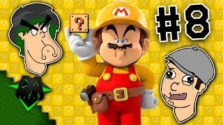 I CHEATED! | Super Mario Maker: PART 8 - DAGames