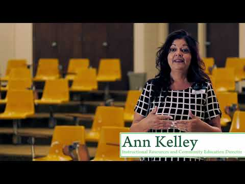 Enterprise State Community College - An Interview with Ann Kelly