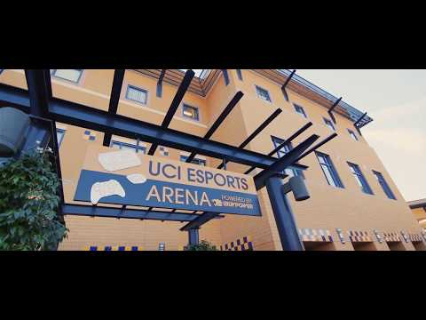 UCI Esports Arena Tour 2018