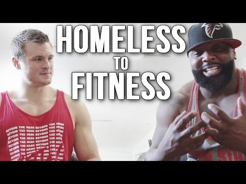 Choppin' It Up | From Homeless to Fitness (TauroFitness' Story)
